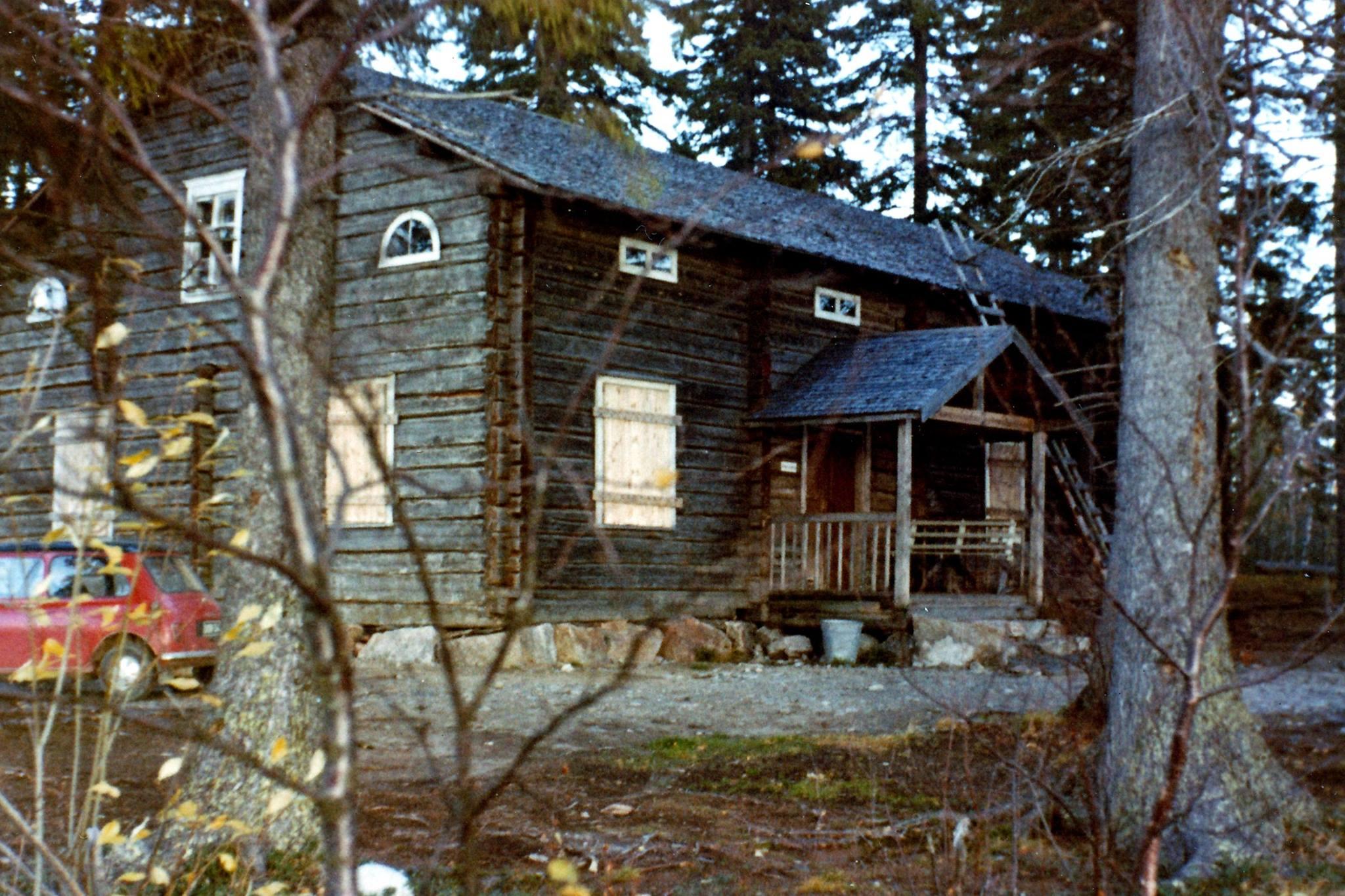 Allo Manninen museo 1970-luvulla